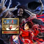 ONE PIECE: PIRATE WARRIORS 4 Deluxe Edition Logo
