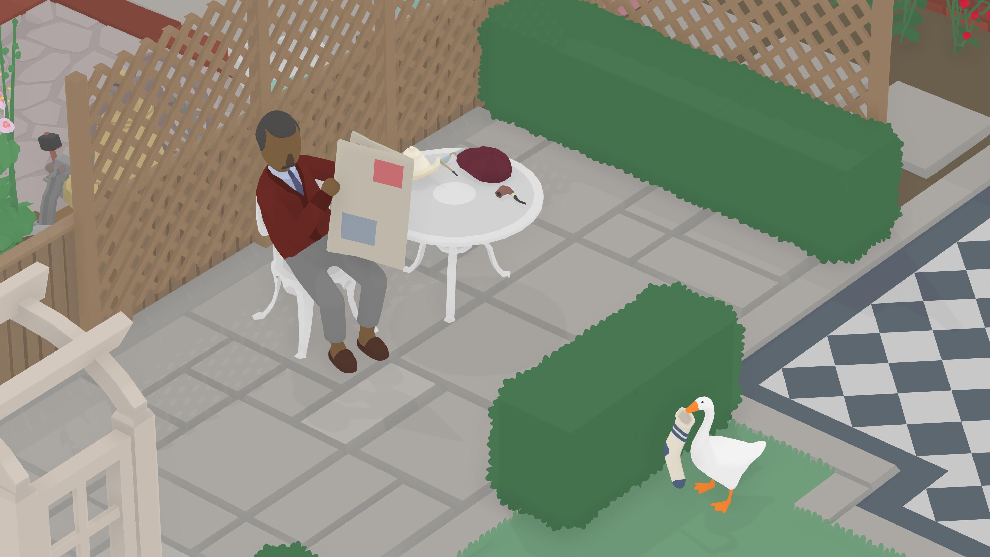 Скриншот №13 к Untitled Goose Game