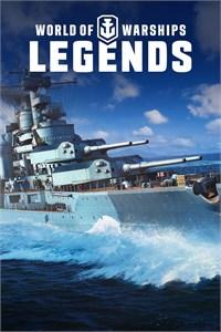 Доступны новые перки World of Warships: Legends для подписчиков Xbox Game Pass Ultimate