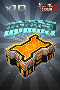 Horzine Supply Weapon Crate   Series #16 Silver Bundle Pack