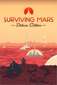 Carátula del juego Surviving Mars - Digital Deluxe Edition