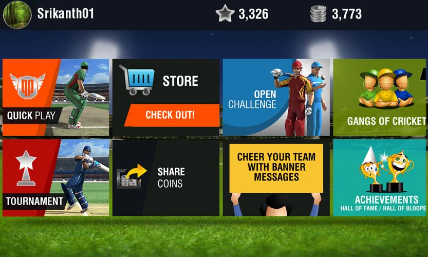 World Cricket Championship 2 Screenshot