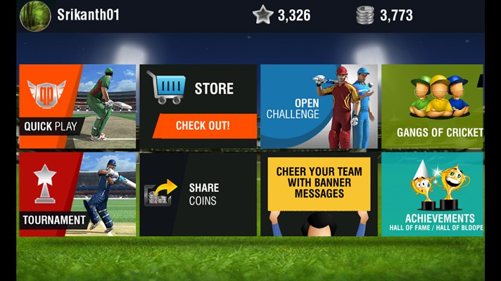 World Cricket Championship 2 comes to Windows Phone 2