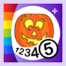 Halloween - Color by Numbers +