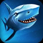 Hunting Shark Simulator Logo