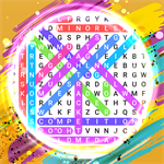 Word Search Master : INFINITE Puzzles Game Logo