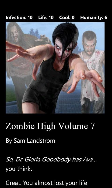 Zombie High Vol 7