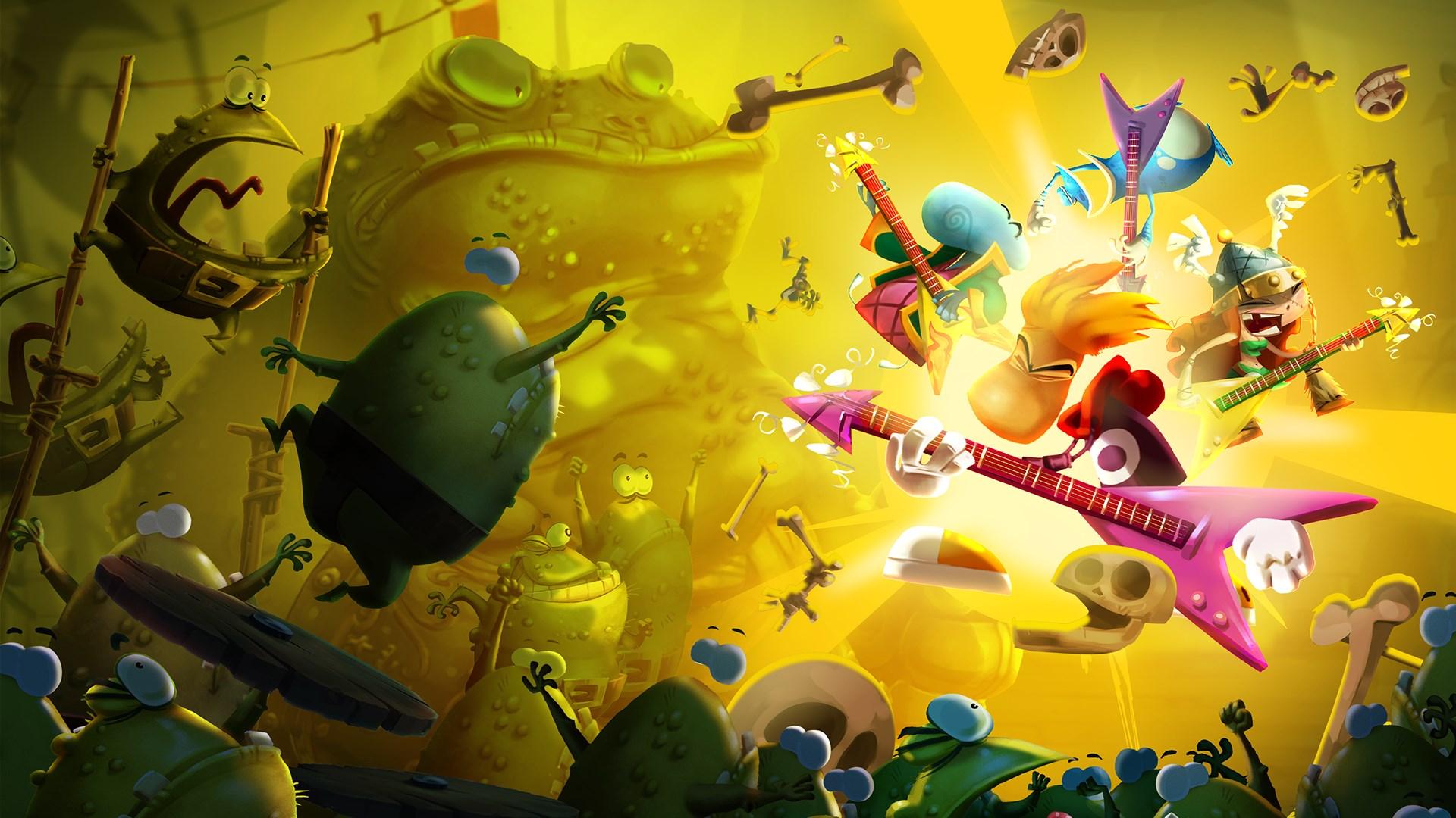 Купить <b>Rayman</b> Legends — Microsoft Store (ru-RU)