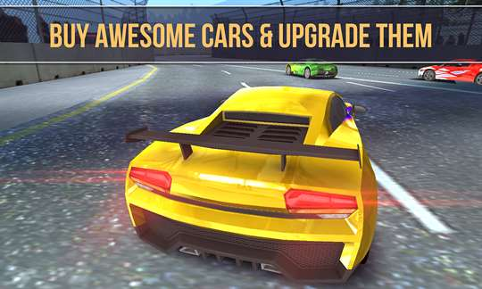 Speed Cars: Real Racer Need For Asphalt Racing 3D screenshot 5