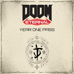 DOOM Eternal: Year One Pass Logo