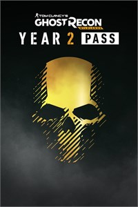 Carátula para el juego Tom Clancy's Ghost Recon Wildlands : Year 2 Pass de Xbox 360