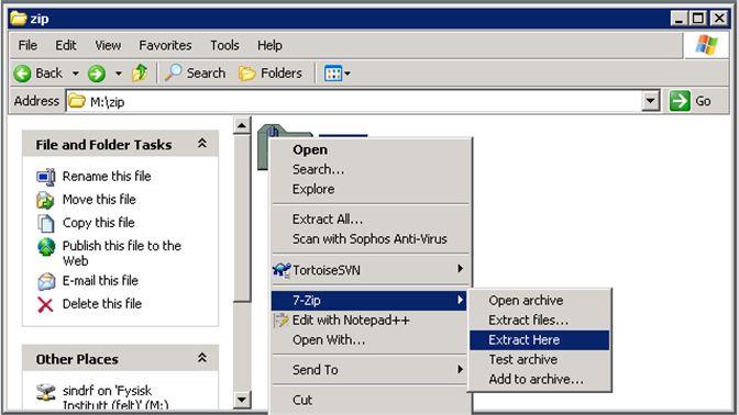 Get Unofficial 7zip - Microsoft Store en-CA