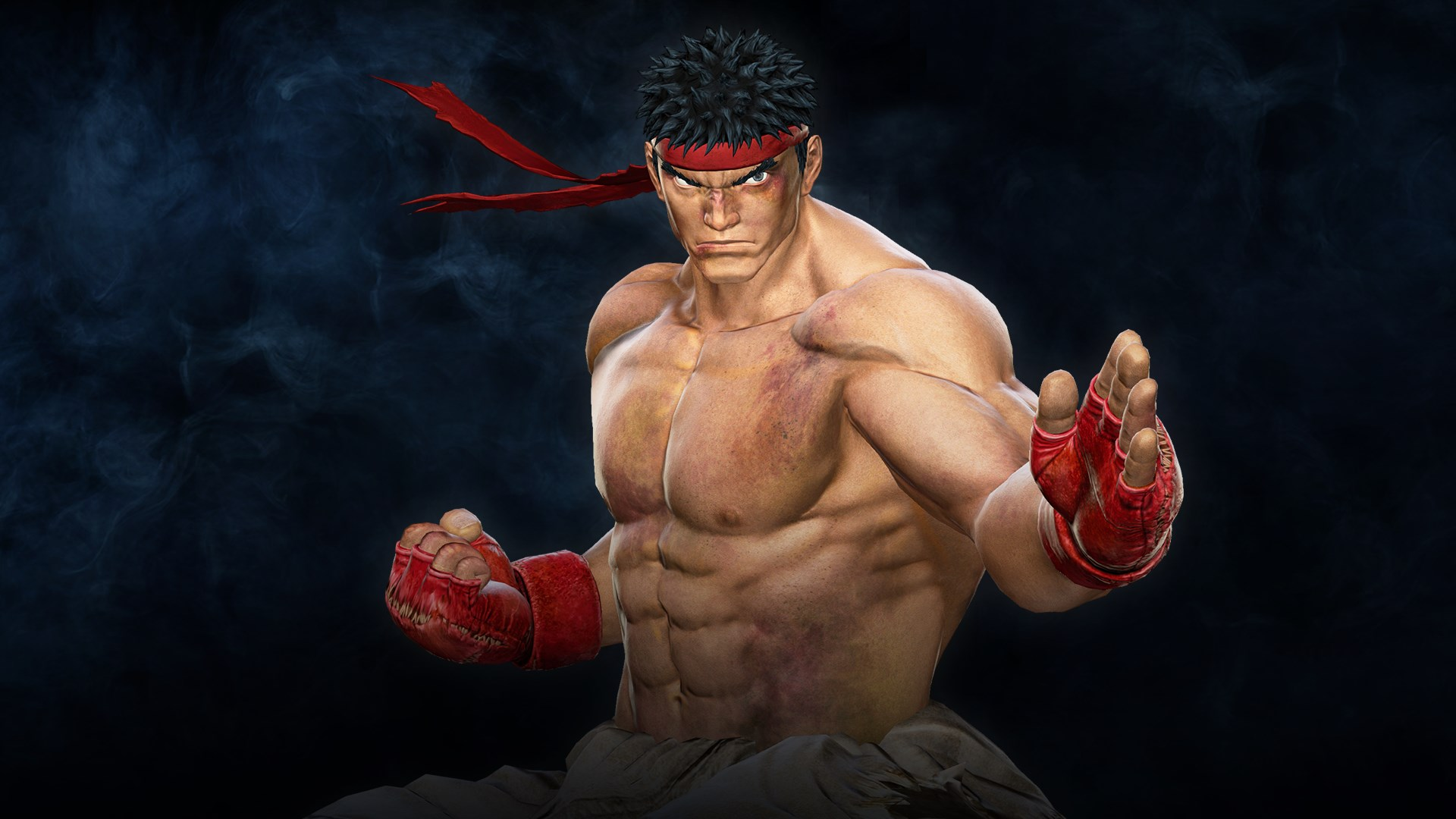 Marvel vs. Capcom: Infinite - Ryu Wanderer Costume