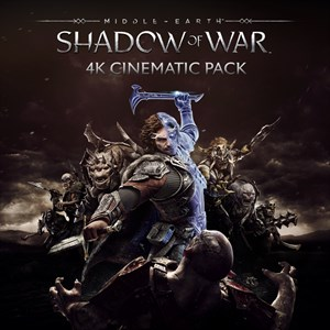 Middle-earth™: Shadow of War™ 4K Cinematic Pack Xbox One
