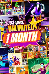 Just Dance Unlimited - 1 month pass