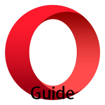Opera Browser APP Guide Logo