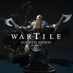 WARTILE Complete Edition Logo