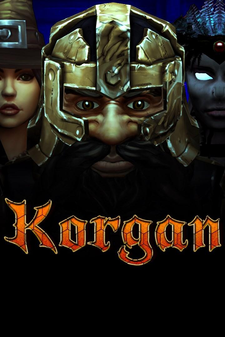 Get Korgan - Microsoft Store