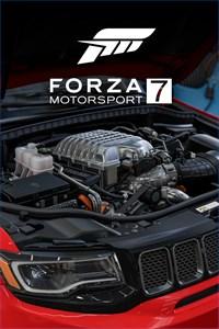 Carátula del juego Forza Motorsport 7 2018 Jeep Grand Cherokee SRT Trackhawk