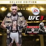 EA SPORTS™ UFC® 3 Deluxe Fight Night Champion Bundle Logo