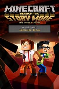 Carátula del juego Minecraft: Story Mode - Season Two - Episode 3