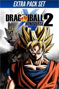 Carátula para el juego DRAGON BALL XENOVERSE 2 - Extra Pack Set de Xbox 360