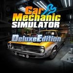 Car Mechanic Simulator - Deluxe Edition Logo