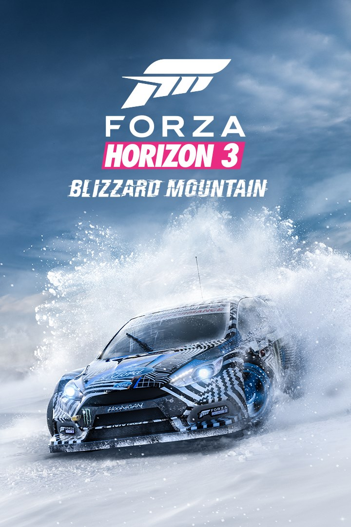 Buy Forza Horizon 3 Blizzard Mountain - Microsoft Store
