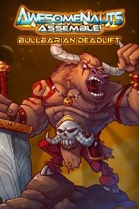 Carátula del juego Bullbarian Deadlift - Awesomenauts Assemble! Skin