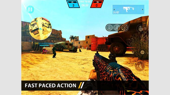 Get Bullet Force Multiplayer - Microsoft Store