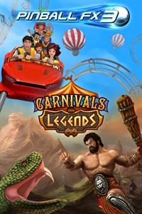 Pinball FX3 - Carnivals & Legends