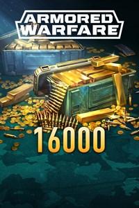 Armored Warfare - 16.000 de Ouro