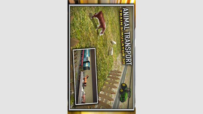 Get Animal Transport Train Simulator - Microsoft Store