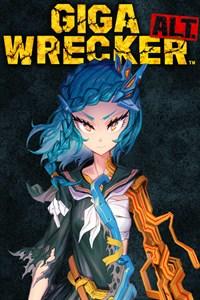 Carátula para el juego GIGA WRECKER ALT. de Xbox 360