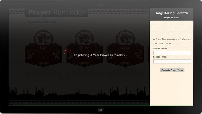 Get Prayer Reminder - Microsoft Store