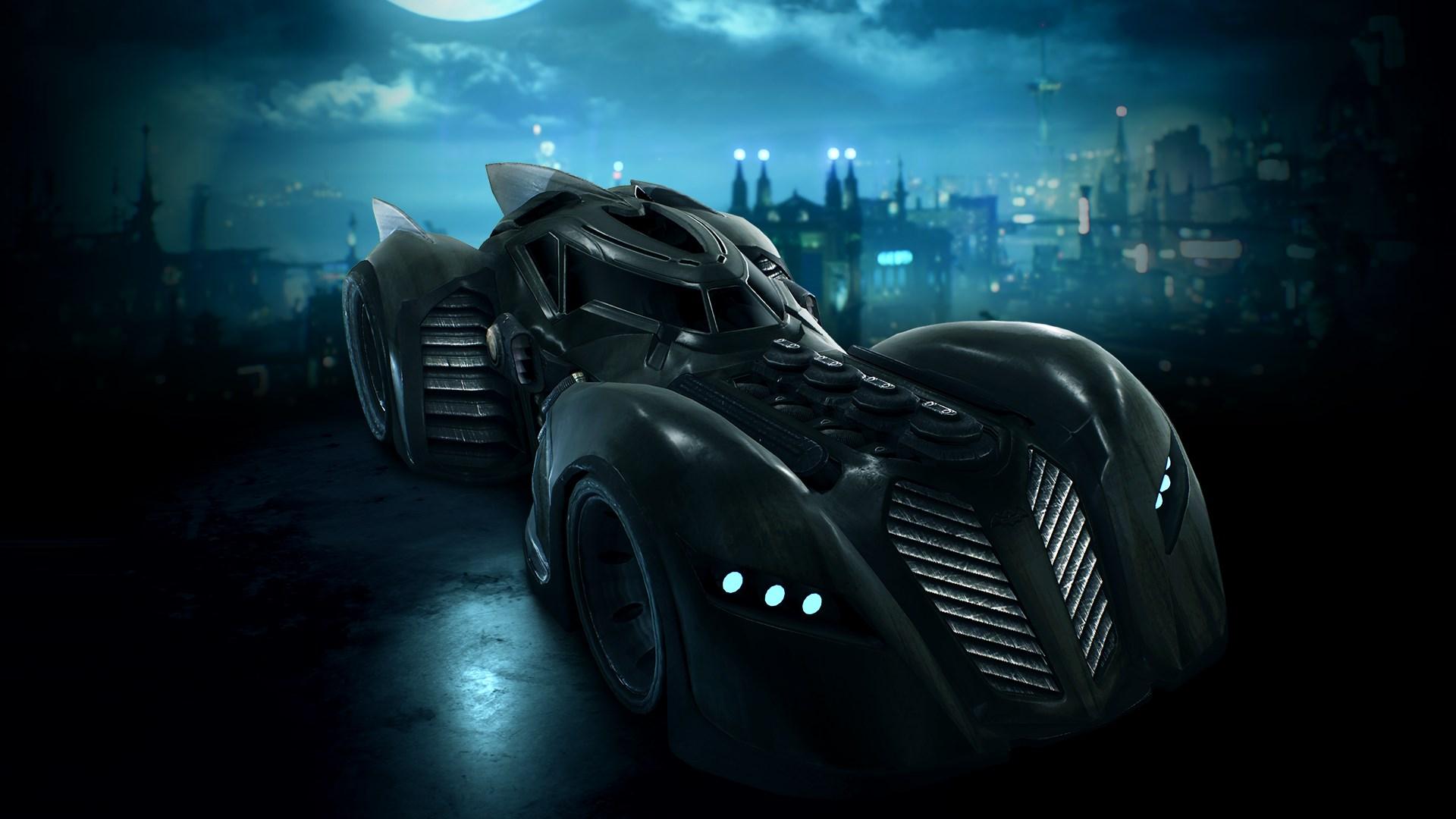 Batmóvil del Arkham original