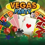 Vegas Party Logo