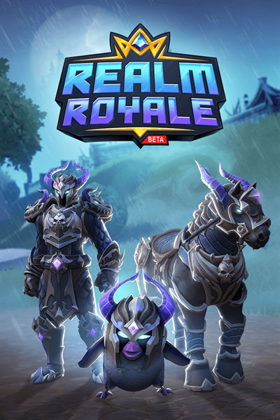 Realm Royale Shadowfall Bundle