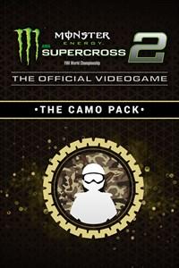 Monster Energy Supercross 2 - The Camo Pack
