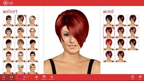 Screenshot: Embedded Model s - Buy Hair Stylist - Microsoft Store