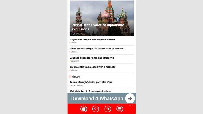 Get Opra Mini News - Microsoft Store