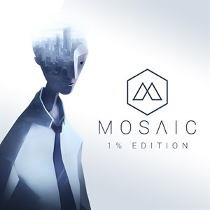 The Mosaic 1% Edition Xbox One