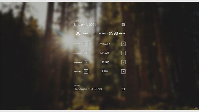 Get Intelligent Date Calculator - Microsoft Store
