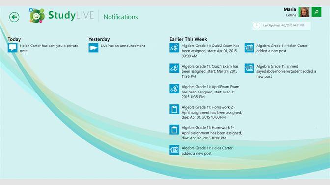 Get StudyLive - Microsoft Store