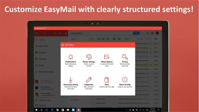 Get EasyMail for Gmail - Microsoft Store en-ZA