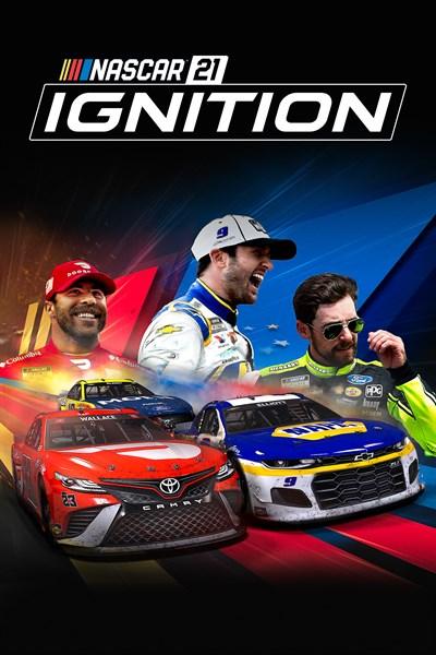 NASCAR 21: Ignition - Standard Edition (Pre-order)