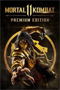 Carátula del juego Mortal Kombat 11 Premium Edition