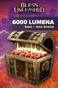 Bless Unleashed: 5.000 Lumenas + 20% (1.000) de bônus