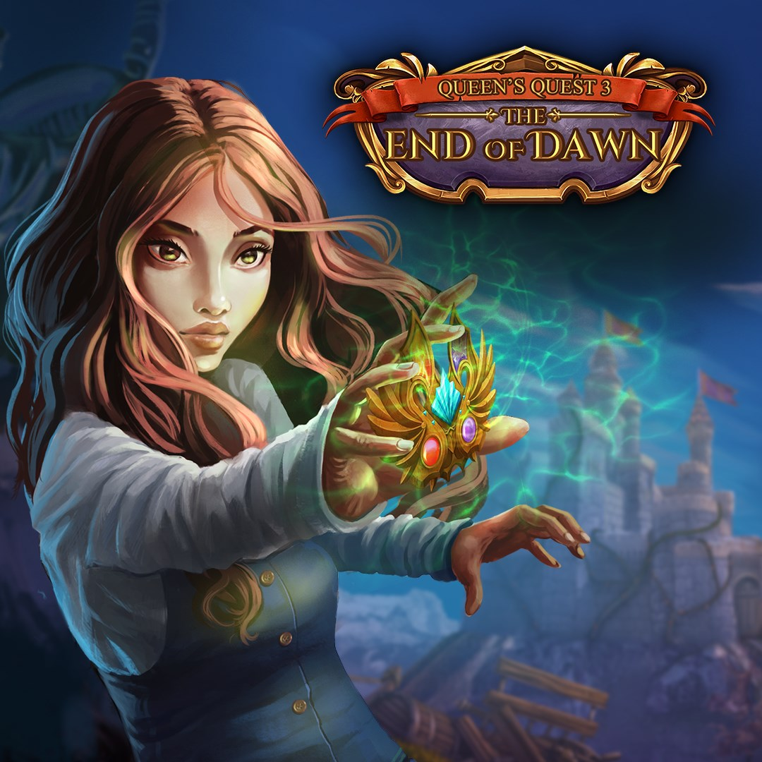 Queen's Quest 3: The End Of Dawn (Xbox One Version)