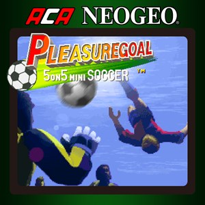 ACA NEOGEO PLEASURE GOAL: 5 ON 5 MINI SOCCER Xbox One